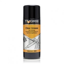 Clear Grease Non staining, extreme pressure grease for high load applications