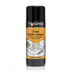 Clear Acrylic Lacquer Durable coating for sealing and protecting