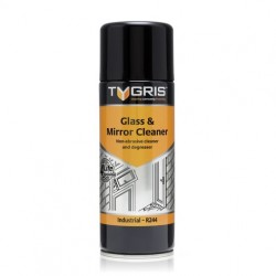Glass & Mirror Cleaner  Non-abrasive cleaner and degreaser