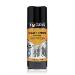 Tygris NSF Silicone Spray For lubricating