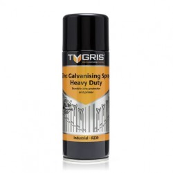 Zinc Galvanising Spray Heavy Duty for corrosion protection and primer coat