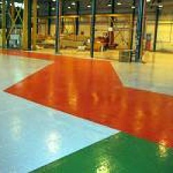 Industrial Concrete Floor Paint Epoxy or Polyurethane?