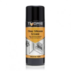 Clear Silicone Grease - R230