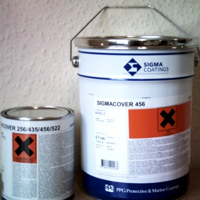 Sigma Two Pack Epoxy Floor Paint