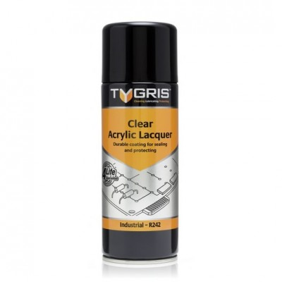 Tygris Clear Acrylic Lacquer - R242