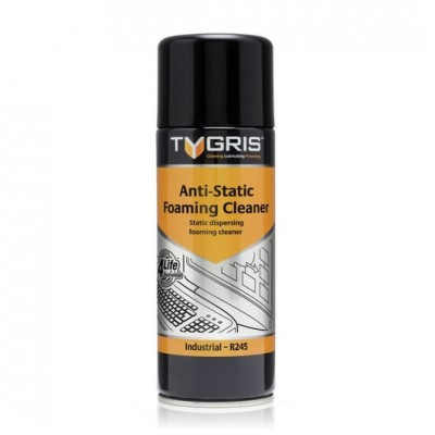 Tygris Anti-Static Foaming Cleaner - R245