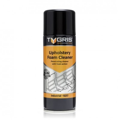 Tygris Upholstery Foam Cleaner - R257