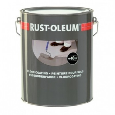 Rust-Oleum 7100 Concrete Floor Coating