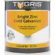Bright Zinc Cold Galvanise
