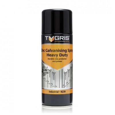Zinc Galvanising Spray Heavy Duty