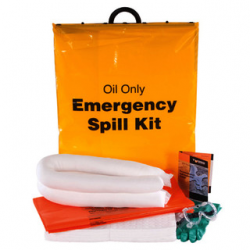 Tygris 25 ltr Oil only Spill Kit x 4