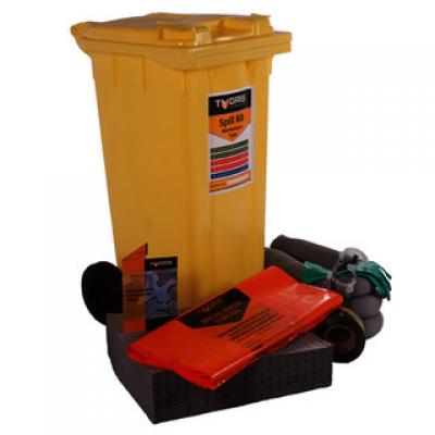 Tygris medium capacity 90ltr Spill Kit