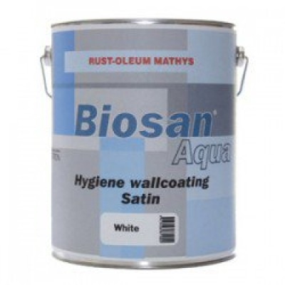 Rust-Oleum Biosan Aqua Satin