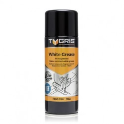 Tygris White Grease NSF Aerosol - F402
