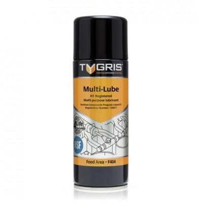 Tygris Multi-Lube Food Grade Lube NSF - Multi-purpose lubricant