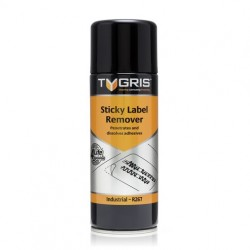 Tygris Sticky Label Remover - Penetrates and dissolves adhesives