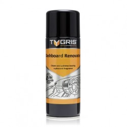 Tygris Dashboard Renovator - Cleans and polishes dashboards